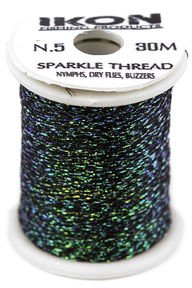 IKON Sparkle Thread Peacock N.5